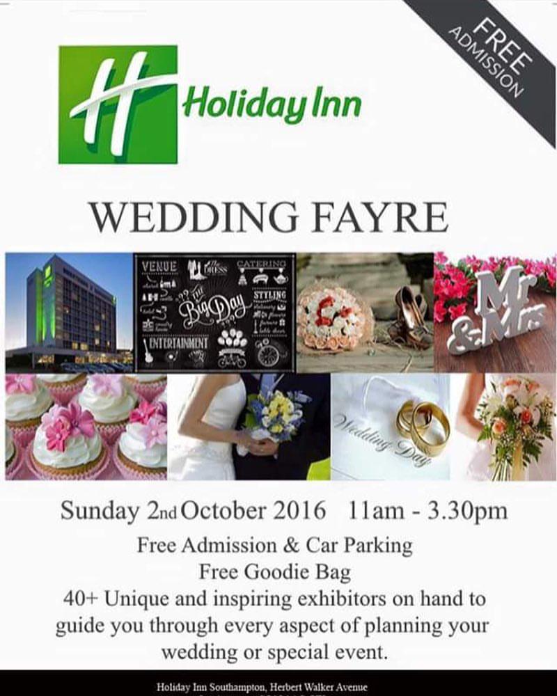 Holiday Inn Wedding Fayre