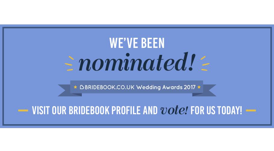 Bridebook.co.uk Wedding Awards