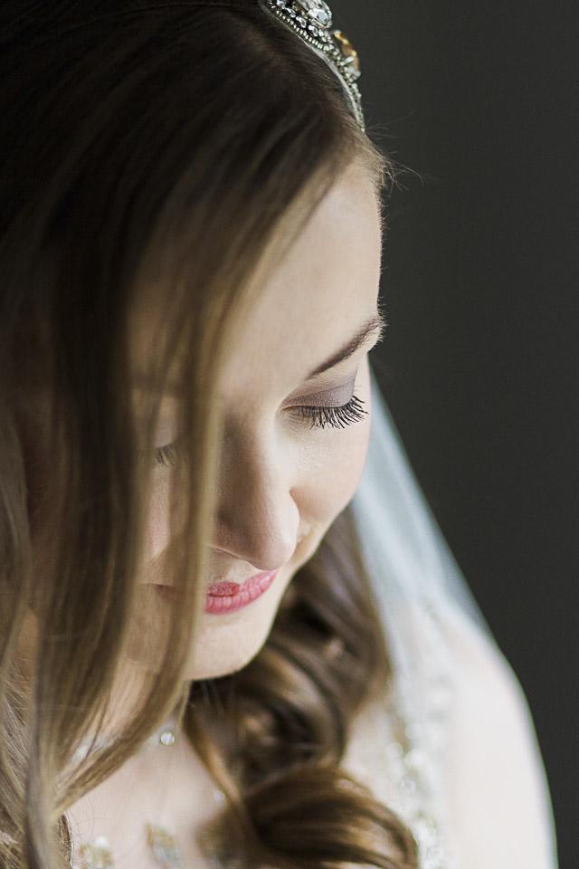 Bride Rebecca Portrait